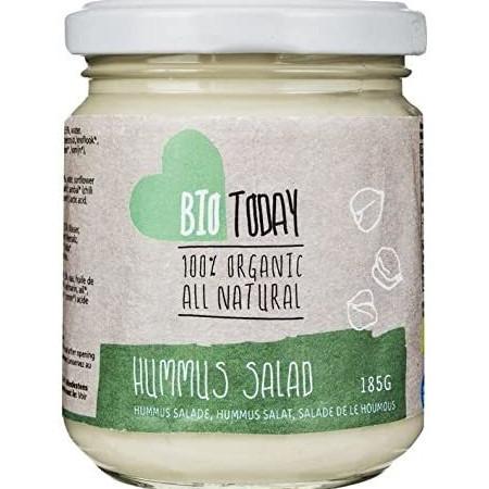 Salata de hummus bio 185g Bio Today