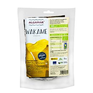 Alge Wakame eco 100g Algamar