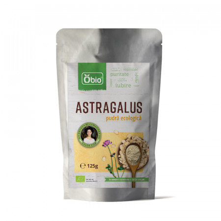 Astragalus pulbere raw eco 125g
