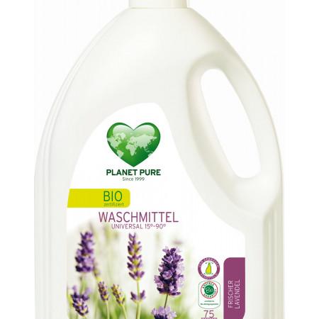 Detergent bio de rufe - lavanda - 3 L Planet Pure