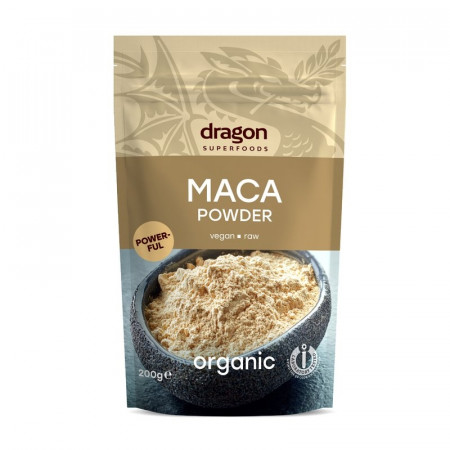Maca pulbere raw eco 200g