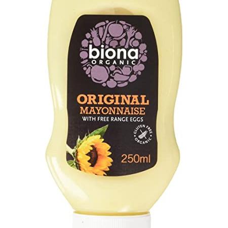 Maioneza Original eco 250ml Biona