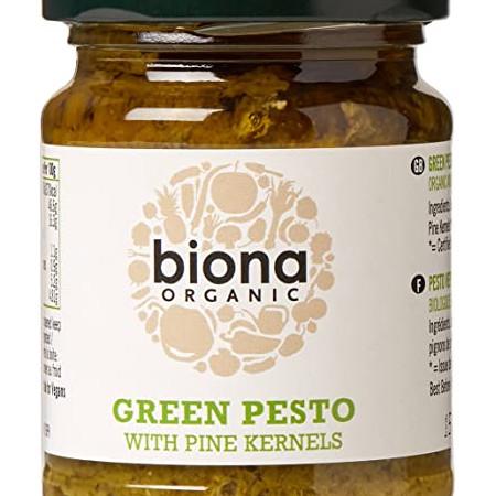 Pesto verde eco 120g Biona