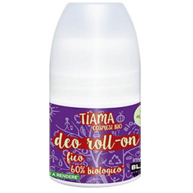 Deodorant roll-on cu extract de smochine bio 50ml Tiama