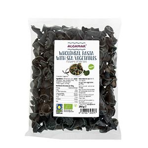 Paste integrale cu alge marine Flowers of the sea eco 250g Algamar