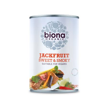 Jackfruit dulce afumat eco 400g Biona
