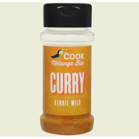 Mix de condimente curry bio 35g Cook