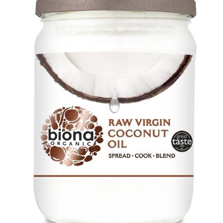 Ulei de cocos virgin eco 400g Biona