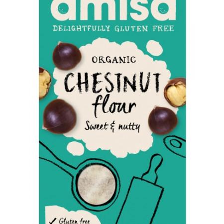Faina de castane fara gluten eco 350g AMISA