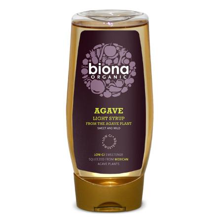 Sirop de agave light eco 500ml Biona