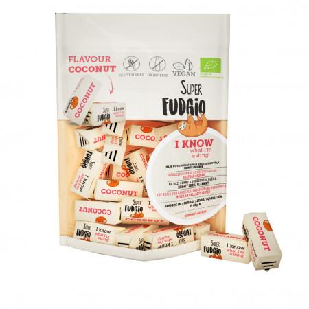 Caramele eco - aroma cocos 150g Super Fudgio