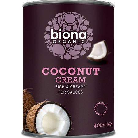 Crema de cocos eco cutie 400ml BIONA