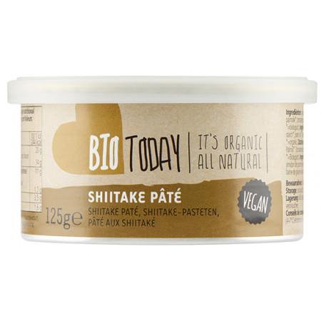 Crema vegana cu shiitake bio 125g Bio Today