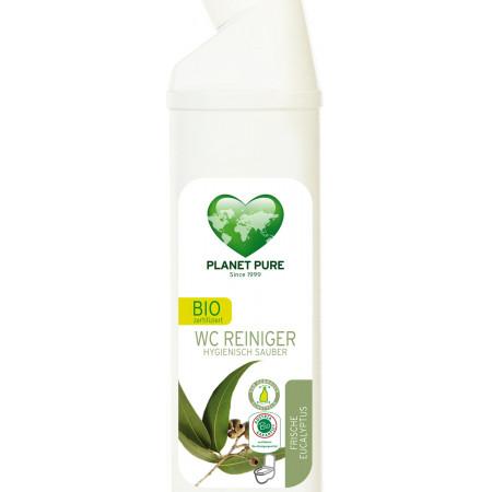 Detergent bio pentru toaleta - eucalipt - 750ml Planet Pure