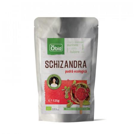 Schizandra pulbere raw eco 125g