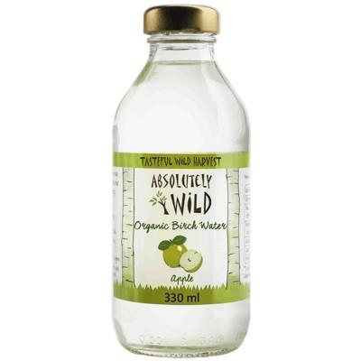 Seva de mesteacan nefiltrata, aroma MERE bio 330ml Absolutely Wild
