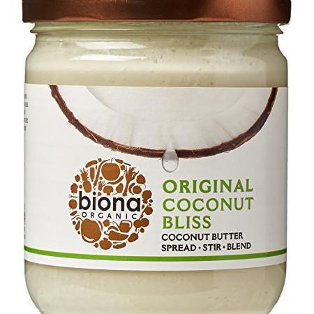 Unt de cocos Coconut Bliss eco 400g Biona