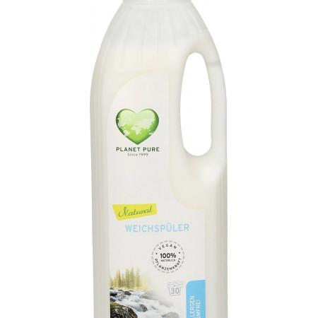 Balsam bio pentru rufe hipoalergen -fara parfum- 1L Planet Pure