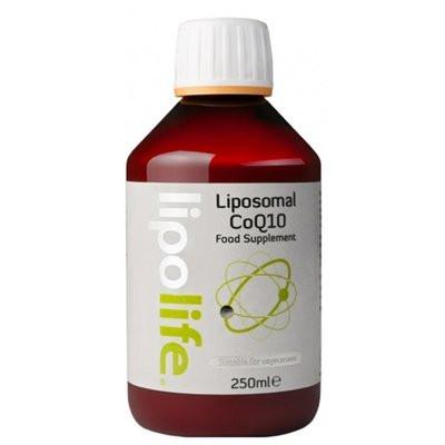Lipolife - Coenzima Q10 lipozomala 250ml