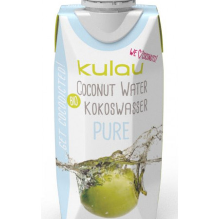 Apa de cocos Pure eco 330ml KULAU
