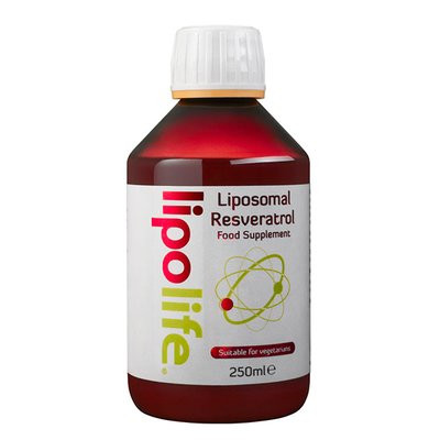 Lipolife - Resveratrol lipozomal 250ml