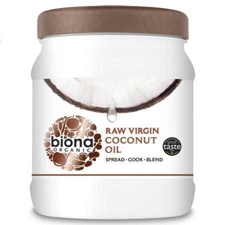 Ulei de cocos virgin eco 800g BIONA