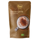Cacao latte cu cocos bio 125g Obio