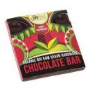 Ciocolata cu zmeura raw eco 35g Lifefood
