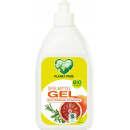 Detergent GEL bio pentru vase - portocale rosii - 500ml Planet Pure