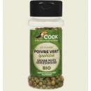 Piper verde boabe bio 15g Cook