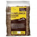 Seminte de floarea soarelui eco 250g