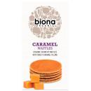 Vafe cu caramel eco 175g Biona