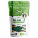 Chlorella pulbere eco 125g Obio