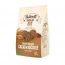 Biscuiti cu cacao si alune de padure eco, fara gluten 300g Naturotti
