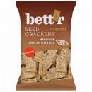 Crackers integrali Original eco 150g Bettr