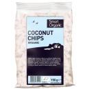 Fulgi raw de cocos eco 150g Smart Organic