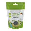 Linte verde pt. germinat eco 150g Germline