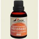 Mix de extracte pentru patiserie bio 50ml Cook