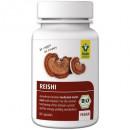 Reishi extract bio 400mg, 80 capsule vegane RAAB