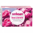 Sapun crema bio trandafir salbatic 100g SODASAN