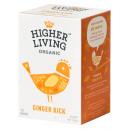 Ceai GINGER KICK eco, 15 plicuri, Higher Living