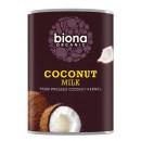 Lapte de cocos eco Biona 400ml
