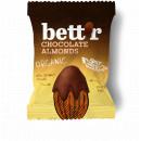 Migdale invelite in ciocolata eco 40g Bettr