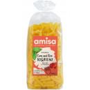 Paste rigatoni din orez si porumb fara gluten eco 500g Amisa