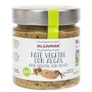 Pate vegetal cu alge marine eco 180g Algamar
