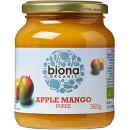 Piure de mere si mango eco 360g Biona