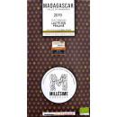 Ciocolata belgiana cu umplutura de praline, artizanala, Madagascar, eco 70g, Millesime