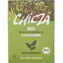 Guma de mestecat spearmint bio 30g Chicza