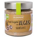 Pate vegetal cu alge si ciuperci shiitake eco 180g