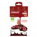 Visine invelite in ciocolata eco 50g Super Fudgio
